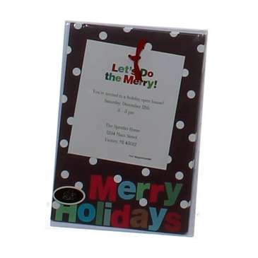 Merry Holidays Invitations Set for Sale on Swap.com