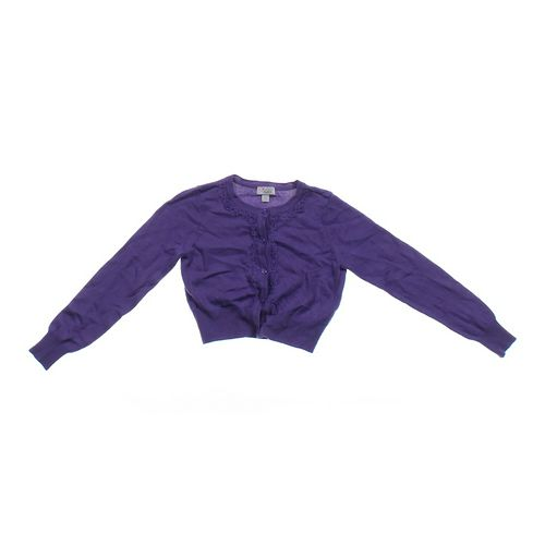 The Children's Place Mesh Embellished Cardigan in size 12 at up to 95% Off - Swap.com