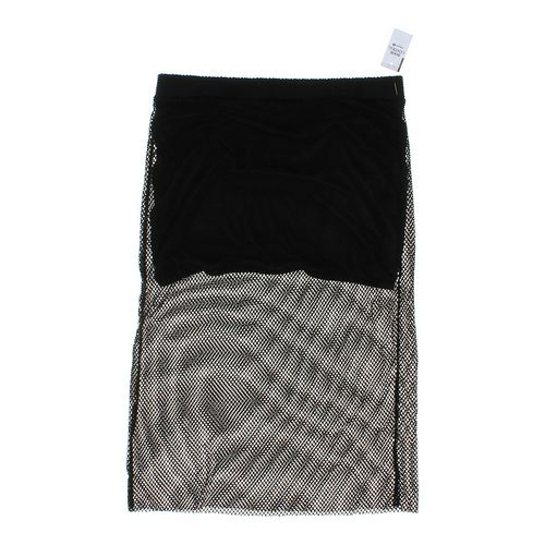 Body Central Mesh Skirt in size JR 15 at up to 95% Off - Swap.com