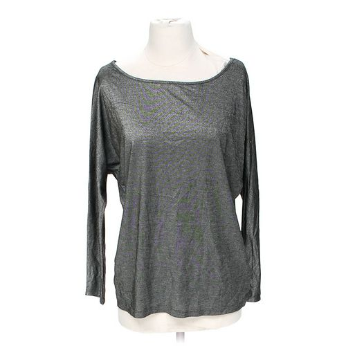Old Navy Metallic Blouse in size S at up to 95% Off - Swap.com