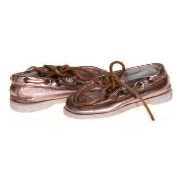 Metallic Boat Shoes for Sale on Swap.com