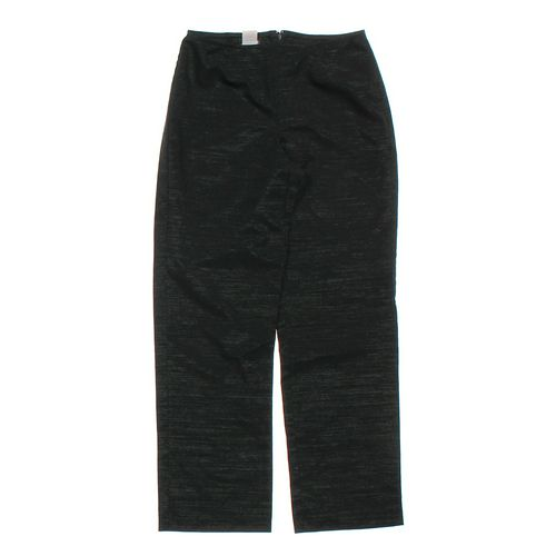 A-List by Wrapper Metallic Dress Pants in size JR 9 at up to 95% Off - Swap.com