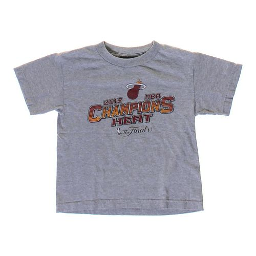 Adidas Miami Heat T-shirt in size 5/5T at up to 95% Off - Swap.com