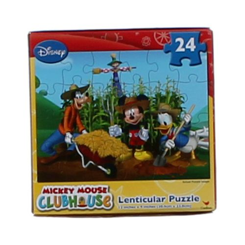 Mickey & Goofy Puzzle at up to 95% Off - Swap.com