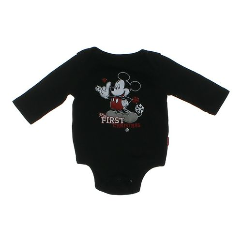 """Disney """"Mickey Mouse"""" Bodysuit in size 3 mo at up to 95% Off - Swap.com"""