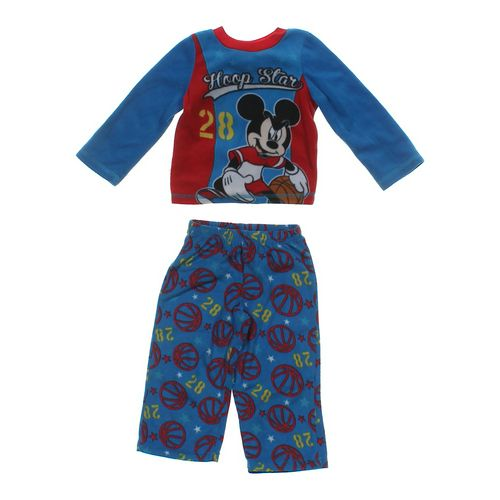 Disney Mickey Mouse Pajamas in size 2/2T at up to 95% Off - Swap.com