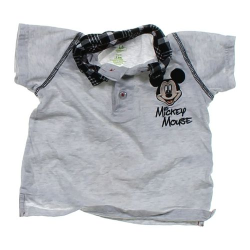 """Disney """"Mickey Mouse"""" Shirt in size 12 mo at up to 95% Off - Swap.com"""