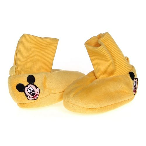 Disney Mickey Slippers in size 5 Infant at up to 95% Off - Swap.com