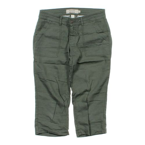 Sonoma Mid Rise Capri Pants in size 2 at up to 95% Off - Swap.com