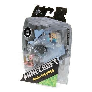 Minecraft Mini-Figures Pack for Sale on Swap.com