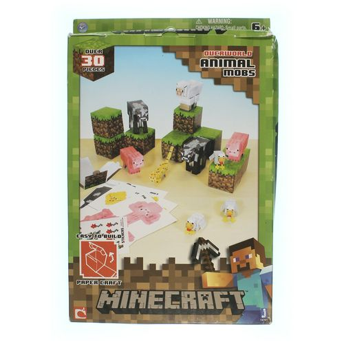 Minecraft Minecraft Overworld Animal Mobs at up to 95% Off - Swap.com