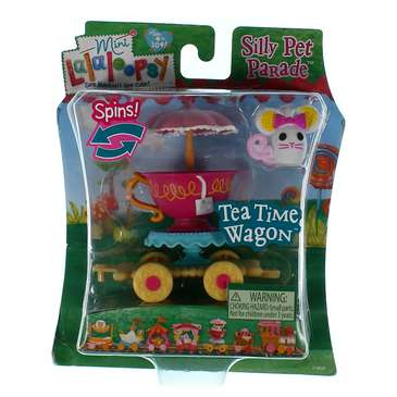 Mini Lalaloopsy Silly Pet Parade - Tea Time Wagon for Sale on Swap.com