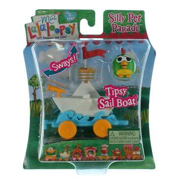 Mini Lalaloopsy Silly Pet Parade - Tipsy Sail Boat for Sale on Swap.com
