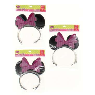 Minnie Dream Party Ears Headbands - Paper (4 Pack) - Party Supplies for Sale on Swap.com