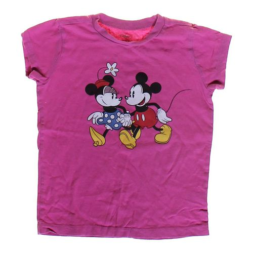 Disney Minnie & Mickey Mouse Tee in size 7 at up to 95% Off - Swap.com