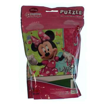 Minnie Mouse Bow-tique Puzzle for Sale on Swap.com
