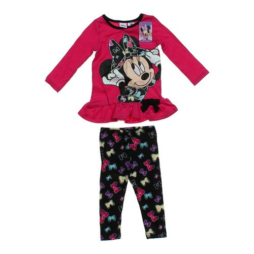 Disney Minnie Mouse Outfit in size 24 mo at up to 95% Off - Swap.com