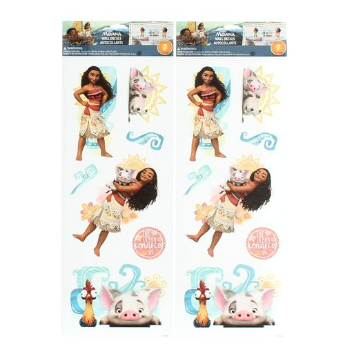 Disney Moana Wall Decor Set at up to 95% Off - Swap.com