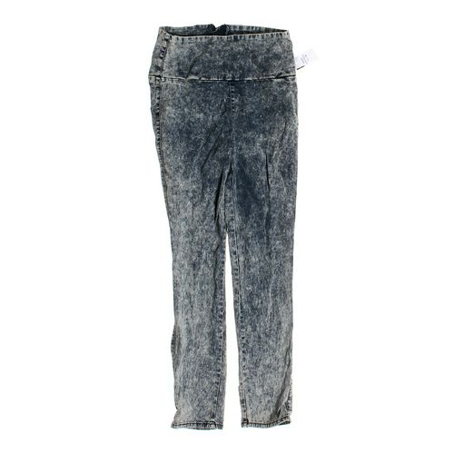 Crave Fame Mock Denim Leggings in size JR 13 at up to 95% Off - Swap.com