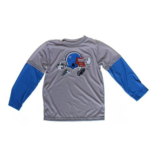 Garanimals Mock Football Shirt in size 5/5T at up to 95% Off - Swap.com