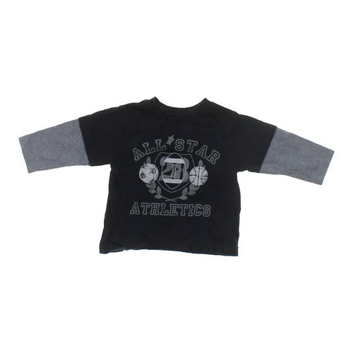 Miniwear Mock Layer Graphic Shirt in size 12 mo at up to 95% Off - Swap.com