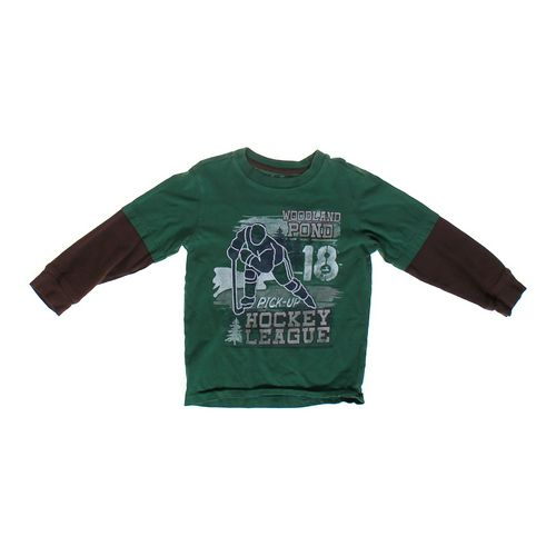 OshKosh B'gosh Mock Layer Shirt in size 6 at up to 95% Off - Swap.com