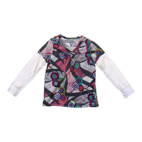 The Children's Place Mock Layer Shirt in size 7 at up to 95% Off - Swap.com