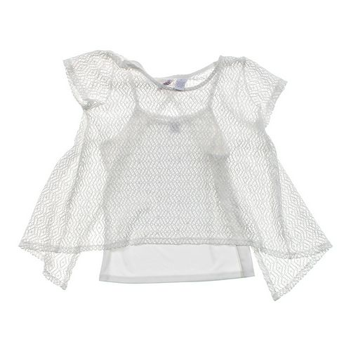 Heart-n-Crush Mock Layer Shirt in size JR 15 at up to 95% Off - Swap.com