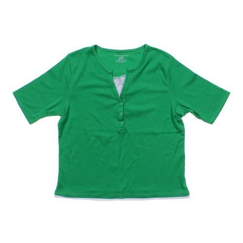 Mountain Lake Mock Layer Shirt in size L at up to 95% Off - Swap.com