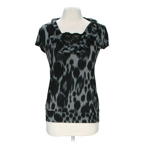 Byline Mock Layered Blouse in size M at up to 95% Off - Swap.com