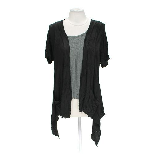 RACHEL Rachel Roy Mock Layered Blouse in size 2X at up to 95% Off - Swap.com