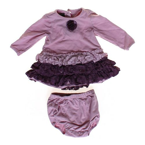 Wendy Bellissimo Mock Layered Dress & Bloomers in size 6 mo at up to 95% Off - Swap.com