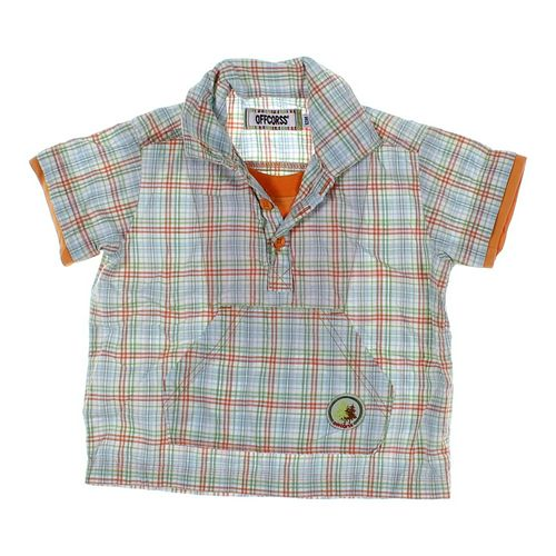 Offcorss Mock Layered Shirt in size 12 mo at up to 95% Off - Swap.com