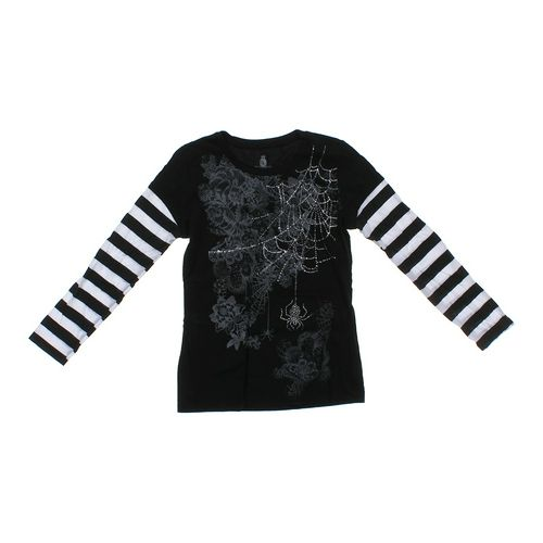 Jerry Leigh Mock Layered T-shirt in size JR 15 at up to 95% Off - Swap.com