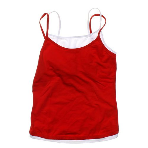 Derek Heart Mock Layered Tank in size JR 0 at up to 95% Off - Swap.com