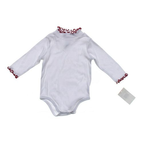 Bonnie Baby Mock Neck Bodysuit in size 12 mo at up to 95% Off - Swap.com
