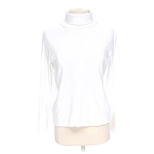 White Stag Mock Turtleneck Shirt in size 8 at up to 95% Off - Swap.com