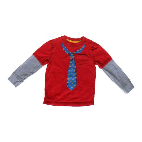 Old Navy Mocked Layer Shirt in size 5/5T at up to 95% Off - Swap.com