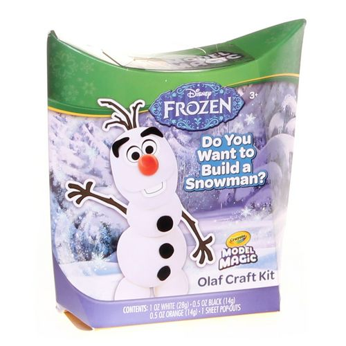 Disney Model Magic Craft Pack, Olaf Frozen, Craft Kit for Kids, Gift at up to 95% Off - Swap.com