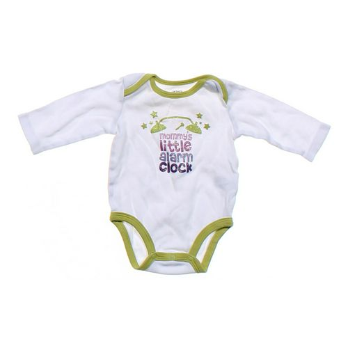 """Carter's """"Mommy's Little Alarm Clock"""" Bodysuit in size 3 mo at up to 95% Off - Swap.com"""
