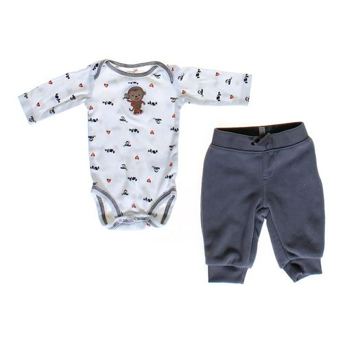 Just One You Monkey Outfit in size 3 mo at up to 95% Off - Swap.com