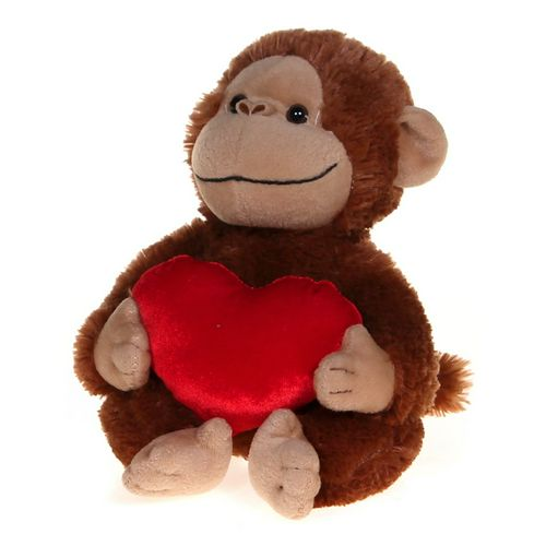 Heartford Monkey Plush at up to 95% Off - Swap.com