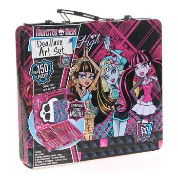 Monster High Deluxe Stationery Set for Sale on Swap.com