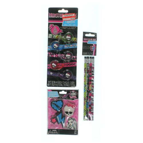Monster High Monster High - Eraser Set Party Accessory at up to 95% Off - Swap.com