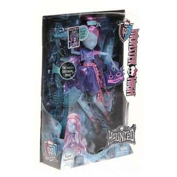 Monster High - Kiyomi Haunterly Doll for Sale on Swap.com
