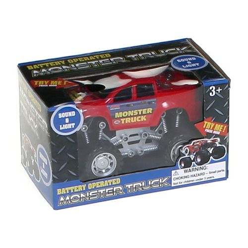 Kingmark Monster Truck at up to 95% Off - Swap.com