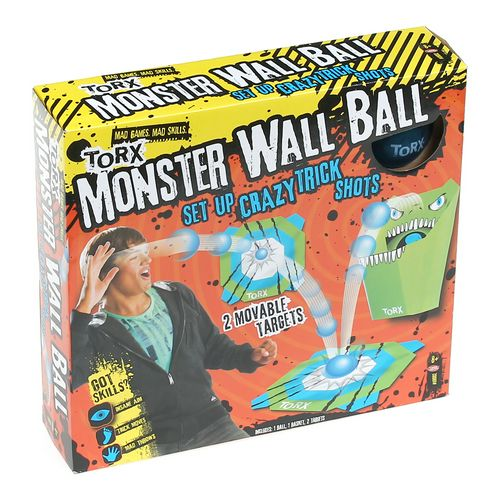 Torx Monster Wall Ball at up to 95% Off - Swap.com