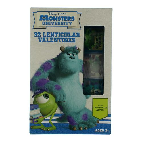 Disney Monsters University Valentine's Day Cards at up to 95% Off - Swap.com