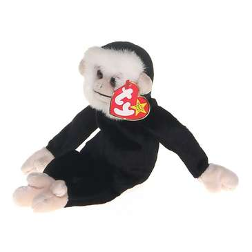 Mooch the Capuchin/White Face Monkey Beanie Baby (Retired) for Sale on Swap.com