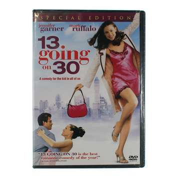 Movie: 13 Going On 30 for Sale on Swap.com